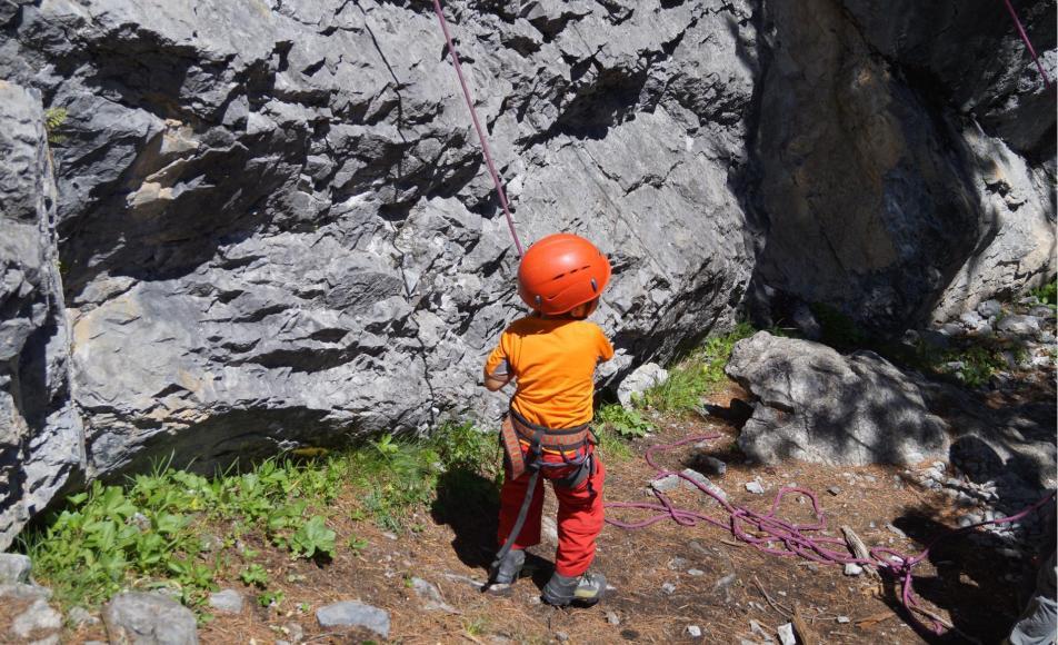Klettersteig Vinschgau : Klettersteige südtirol