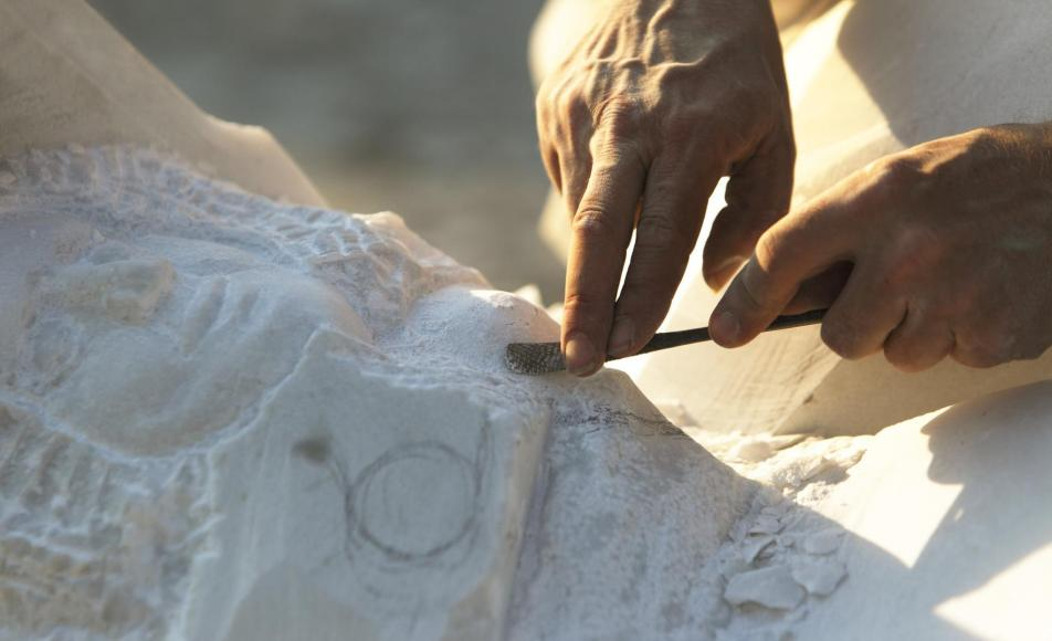 Marble Sculptors in Lasa - Marble processing in South Tyrol