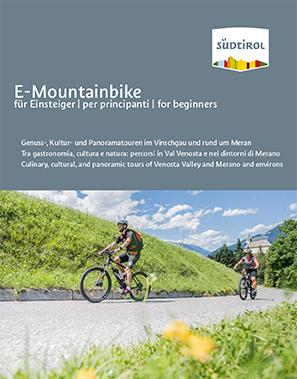 E-Mountainbike for beginners