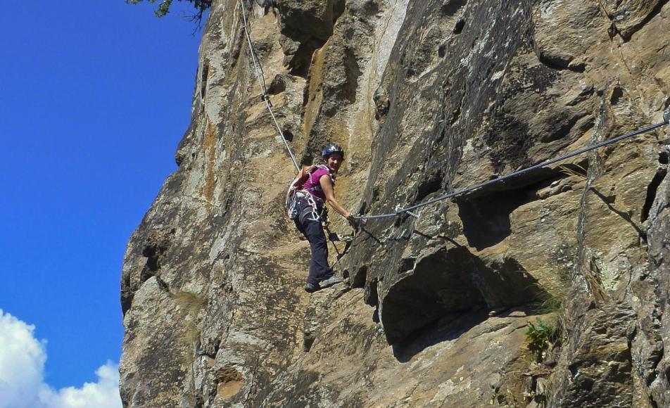 Klettersteig Nauders : Klettergarten klettersteig climbers paradise in nauders