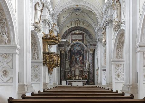 New Year's Eve concert in the Marienberg Abbey