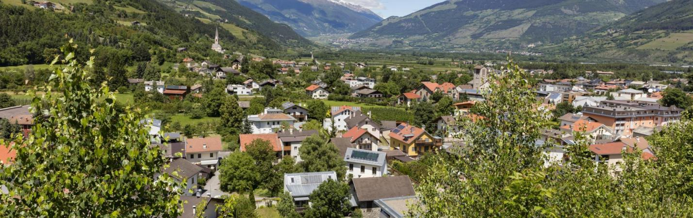 Willkommen Im Schonen Prad Am Stilfserjoch In Sudtirol
