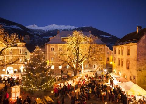 Christmas Market in Glorenza