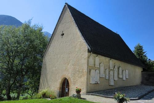 St.-Michael-Museum in Taufers