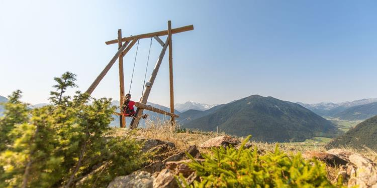 360° Alta Val Venosta - The varied circular adventure trail in the Upper Venosta Valley