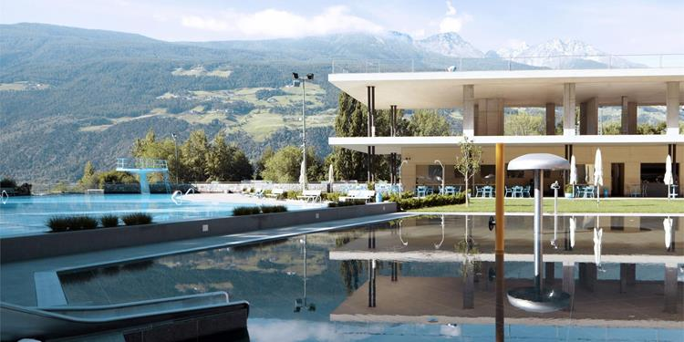Outdoor Pool Silandro/Schlanders