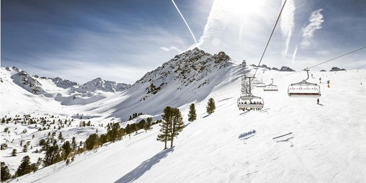 Ski Resort Nauders