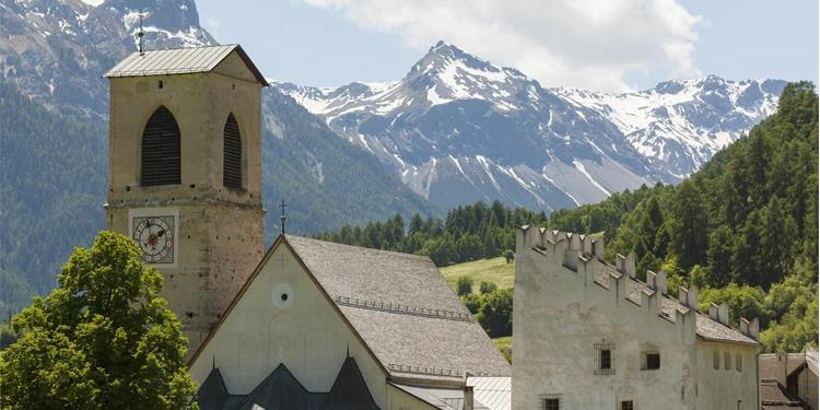 Convent of St. John in Müstair
