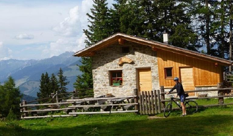 Bikeurlaub in Prad am Stilfserjoch - Ein Eldorado - Vinschgau